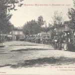 4 - Le parc des ambulances du 16° corps à Villefranche de Lauragais