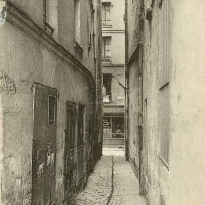 4 - Rue du Chat qui Pêche