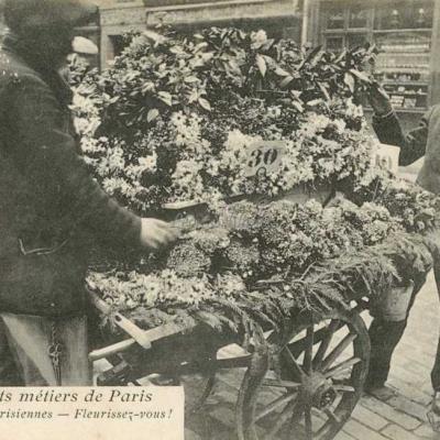 41 - La joie des Parisiennes - Fleurissez-vous !