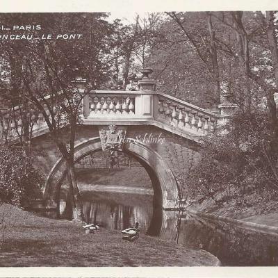 41 - Parc Monceau - Le Pont