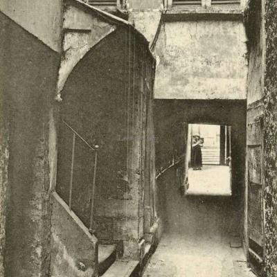 41 - Rue Galande , 41