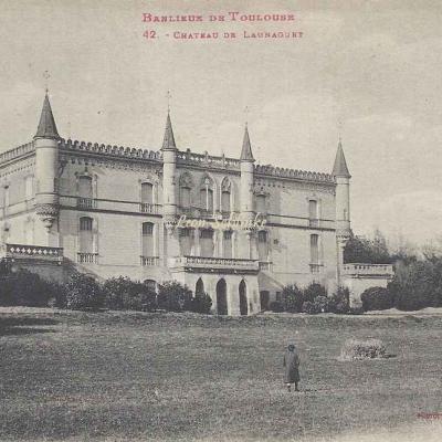 42 - Château de Launaguet