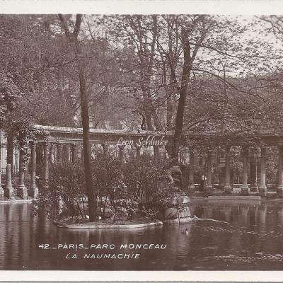 42 - Parc Monceau La Naumachie