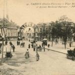 42 - Place Maubourguet et Avenue Bertrand Barreyre