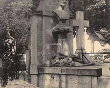 42 - Tombeau du Baron du Potet du Sennevoy, bienfaiteur de l'Humanité