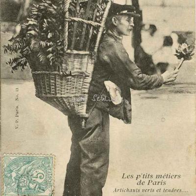 VP - Les p'tits métiers de Paris