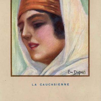 43 - La Caucasienne