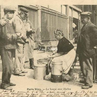 43 - La Soupe aux Halles