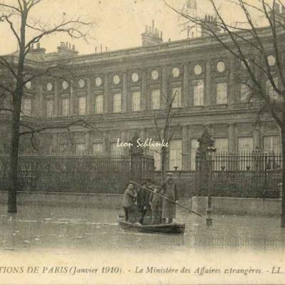 44 - Le Ministère des Affaires Etrangères