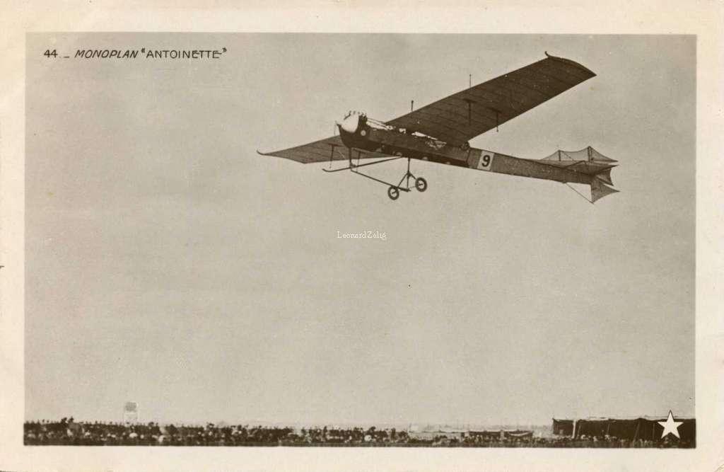 44 - Monoplan Antoinette