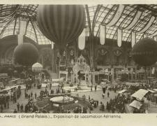 444 - PARIS (Grand Palais) - Exposition de Locomotion Aérienne