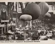445 - PARIS (Grand Palais) - Exposition de Locomotion Aérienne