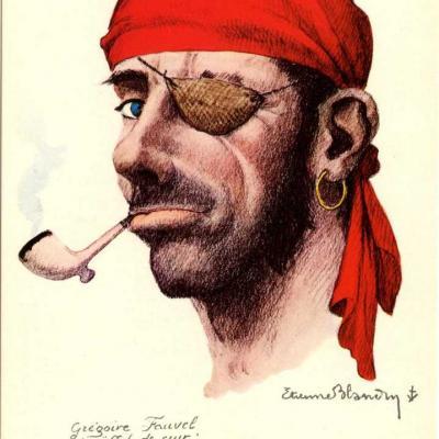 45 - Grégoire Fauvel dit Oeil de cuir