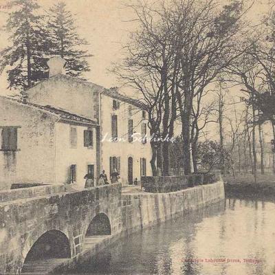 45 - Laudot près Revel, maison du Garde aux 2 rigoles