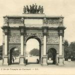 45 - PARIS - L'Arc de Triomphe du Carrousel