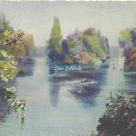 45 (S3) - Le Lac du Bois de Boulogne