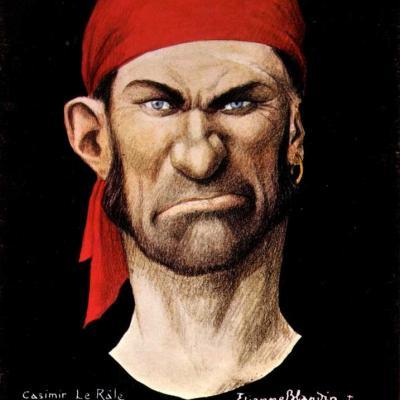 46 - Casimir Le Rale dit Mal fendu