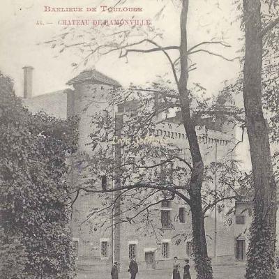 46 - Château de Ramonville