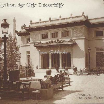 46 - Le Pavillon de l'Asie Française