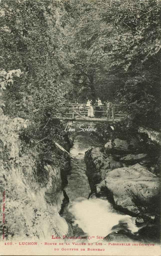 1 - 469 - Luchon - Route de la Vallée du Lys