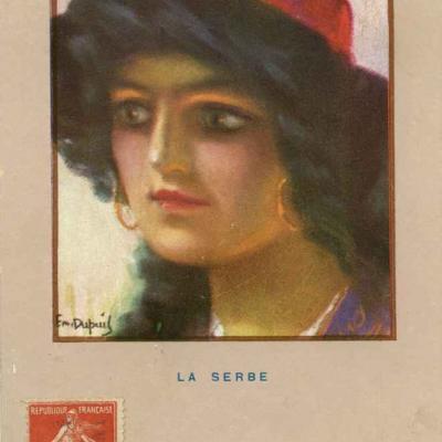 47 - La Serbe