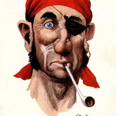 47 - Maurice Blouin dit Nez teusse (B)
