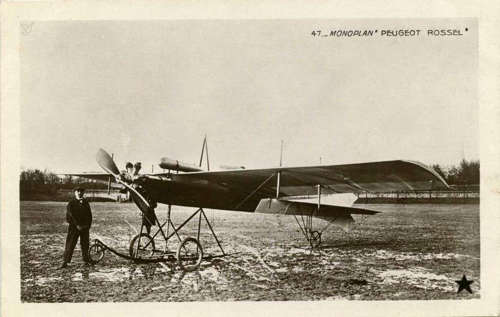 47 - Monoplan Peugeot Rossel