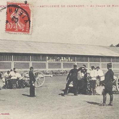 48 - Au Champ de Manoeuvre