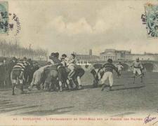 48 - L'entrainement du Foot-Ball