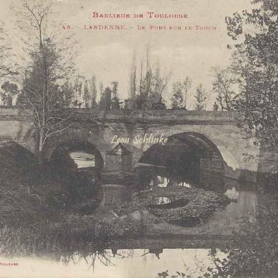 48 - Lardenne - Le Pont sur le Touch