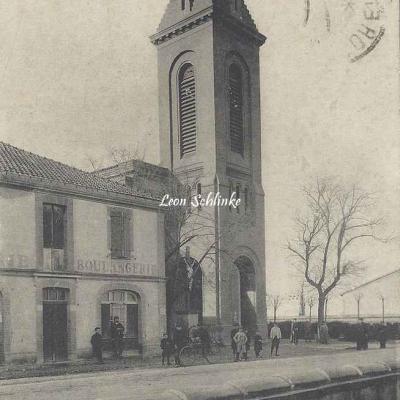 49 - Aucamville - L'église