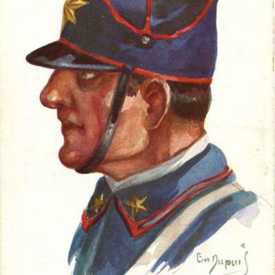 49 - Soldat d'Infanterie (italien)