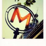 4PHOTOS - PARIS Métro (Havre-Caumartin)