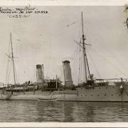 5 - Croiseur de 3ème classe CASSINI