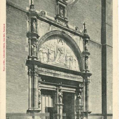 5 - Eglise de la Dalbade (Relief de Falguières)