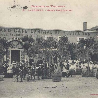 5 - Lardenne - Grand Café Central