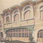 5 - Style Guimard - Façade de la Salle de Concert, rue St-Didier