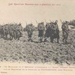 5 - Un bataillon du 9° régiment d'Infanterie à Fourquevaux