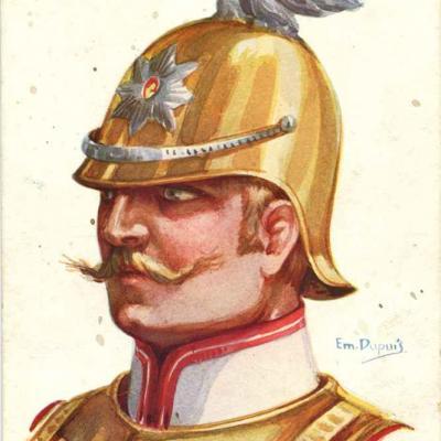 50 - Chevalier - garde (russe)