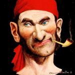 50 - Mathias Pestel dit Gueule torse