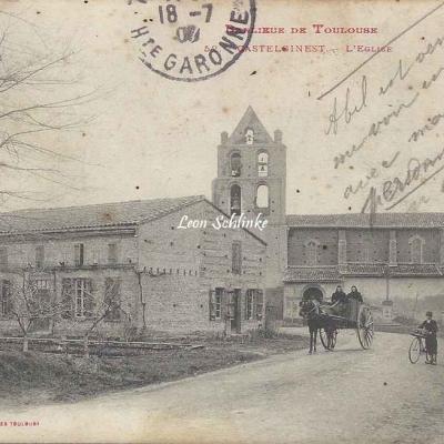 52 - Castelginest - L'Eglise