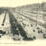 52 - PARIS - Perspective de la Rue de Rivoli.