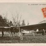 53 - Dubonnet sur Monoplan Tellier