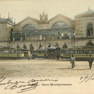 53 - Gare Montparnasse
