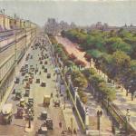 53 - Perspective sur la rue de Rivoli, Tuileries, Louvre