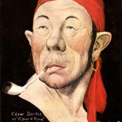 54 - César Barillet dit Z'yeux d'Prince