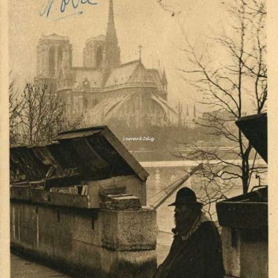 54 - L'Ancêtre des Bouquinistes