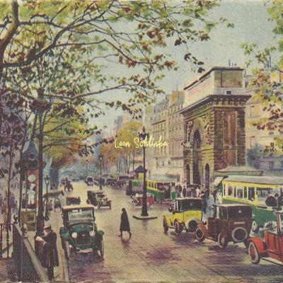 54 - La Porte St-Martin