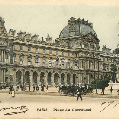 54 - Place du Carrousel