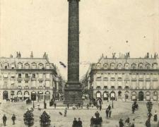 55 - PARIS - La Place Vendôme